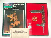 Boy Scout Knife - Rockwell Commemorative - Guiding Hand - In Box