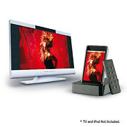 Xitel Imc2 Moviecenter For Ipod W/ Usb, Rca. Composite/component Video Cables Im