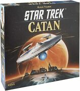 Catan Star Trek Edition By Mayfair Games [board Game Space 3-4 Players] New