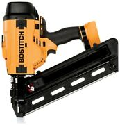 New Bostitch Bcf28wwb 20v Max 28 Wire Weld Cordless Framing Nailer Sale 8307399