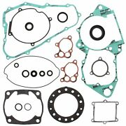 Honda Cr500r 1989-2001 Complete/full Gasket Set With Seals - Cr 500/cr500
