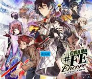 Tokyo Mirage Sessions ♯fe Encore Best Sound Collection Cd Limited Game Music
