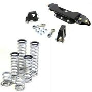 Rt Pro 2 Lift Kit And Heavy Duty Rate Spring Bundle For Polaris Rzr Trail 50