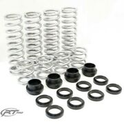 Rt Pro Heavy Duty Rate Replacement Spring Kit For Polaris Rzr S 900/1000 60
