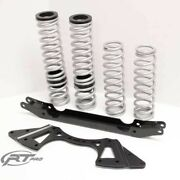 Rt Pro 2 Lift And Heavy Duty Spring Rate For 2014 Rzr 800 50 W/ Front Sway Bars