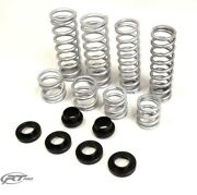 Rt Pro Hd Rate Springs For 12-14 Rzr Xp4 900 Walker Evans Edition 4 Seat