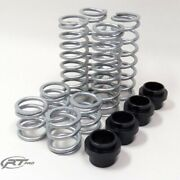 Rt Pro Heavy Duty Rate Springs For 14-15 Can Am Maverick W/ 2.5 Shock Bodies