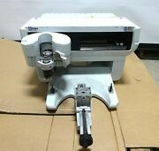 Hermes Gravograph Is400 Computerized Engraving Machine Rotary Free Shipping
