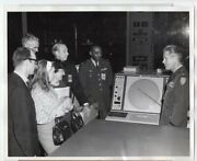 1967 Nike Hercules Missile Mentor Console 19th Artillery Grp Highlands Nj Photo