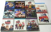 The Big Bang Theory Complete Tv Series Dvd Seasons 1 - 12 Tested Fast Some New