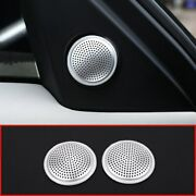 For Land Rover Discovery 5 L462 2017-2021 Door Audio Stereo Speaker Trim Cover