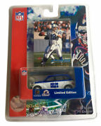 158 Scale Pt Cruiser Indianapolis Colts Peyton Manning Diecast
