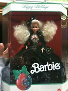 Happy Holidays Special Edition 1991 Hallmark Classic Barbie Doll