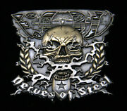 Nerves Of Steel Eod Challenge Coin Pin Up Us Police Pd Sherriff Fbi Cia Swat Wow