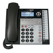 Atandt 1040 4-line Expandable Corded Phone System With Speakerphone 1 Handset