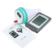 Wireless Remote Floating Swimming Pool Thermometer Water Spa Temperature Guage