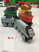 Spencer And Circus Train Thomas And Friends Wooden Railway Learning Curve 2003