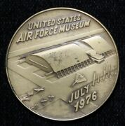 1976 United States Air Force Museum - Wright-patterson Afb - Dayton Ohio -scarce