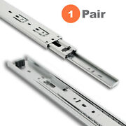Side Mount Full Extension Ball Bearing Drawer Slides 10 To 36 High-quality