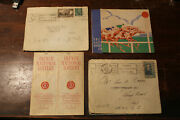 French National Sweepstakes And Easter Lottery - 1939 2 Full Booklets Of 24