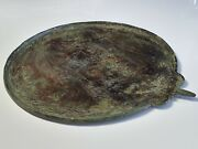 Ancient Greek Bronze Mirror With Mythological Scene 5th-3rd Bc