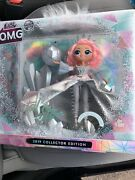 Lol Surprise Omg Crystal Star 2019 Collector Doll Winter Disco Glitter -new/rare