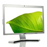 Dell Sp2208wfp 22 Widescreen Flat Panel Lcd Monitor Grade B W/ Adjustable Stand