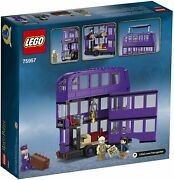 Lego Harry Potter And The Prisoner Of Azkaban Knight Bus [75957, 403 Pieces]