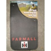 Hi Ih International Harvester Farmall Mudflaps 11x19