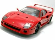 Kyosho Die Cast Car 1/12 Ferrari F40 Red K08602a Completed F/s