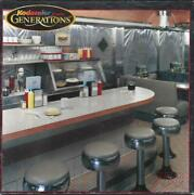 Kodacolor Generations Puzzle 1950 Diner 750 Pcs 21x21 Finished Counter Booths