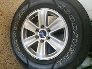 17 Ford F-150andnbsp 2019andnbsp Oem Rims Wheels Tires. Tires Have 8000 Miles On Them.andnbsp