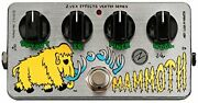 Zvex Effects Wooly Mammoth Vexter Fuzz Effects Pedal