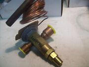 New Sporlan Pve 16 Cp100 Thermostatic Expansion Valve 3/4 X 1 Tube R22 P5268