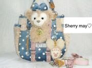 Disney 4way Bag For Tds Sherry May Backpack From Japan New Ems