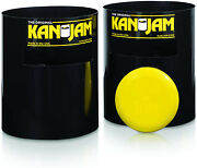 Kan Jam Portable Disc Slam Outdoor Game - Features Durable Weather Resistant -
