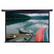 Elite Screens Vmax2 135-inch 169 Wall Ceiling Electric Motorized Drop Down