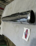 2015 Harley Davidson Screaming Eagle, Chrome Exhaust Pipe Ops7013