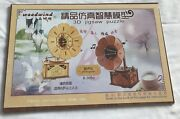 New Woodwind 3d Jigsaw Puzzle Phonograph Intelligence Toy R-9093