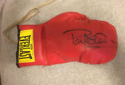 Rare Paul Newman Hand Signed Autographed Boxing Glove W/coa