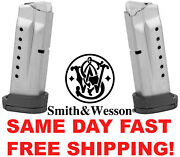 Smith And Wesson Mandp Shield 9mm 8 Rd Factory Mag 199360000 Same Day Fast Free Ship
