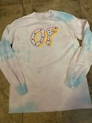 Odd Future Long Sleeve Tie Die Size Small