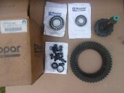 New Genuine Mopar 1974-2011 9-1/4 Ring And Pinion Set W/ Bearings And Bolts 3.92