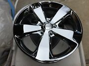 20 Brand New Chromed Oem Factory Jeep Grand Cherokee Wheels Rims. Made In Usa.