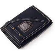 Frid Wallets For Man Boys And Kids Trifold Sports School Outdoor Canvas Party