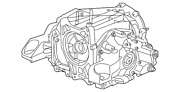Genuine Gm Carrier Assembly 84653461