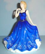 Royal Doulton Denise Pretty Ladies Hn5406 Hand Signed New In Box