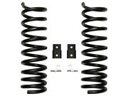Icon Front 2.5 Dual Rate Coil Spring Kit For 2014-2018 Ram 2500 4wd