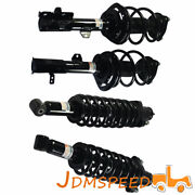 For 07-15 Jeep Patriot Quick Complete Struts Assembly And Shocks Absorbers Kit