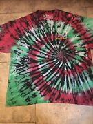 Astroworld Europe 2019 Tour Wish You Were Here Tie Dye Size 2xl